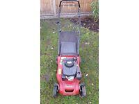 """Petrol lawnmower 16"""" self propelled"""