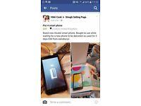 Brand new alcatel smart phone
