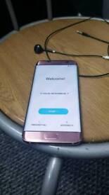 Samsung galaxy S7 edge 32GB unlocked!