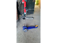 Kids first bike, scooters and trailer for sale in NW11