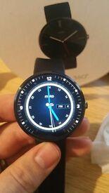 Motorola Moto 360 Smart Watch BOXED (1st Gen - Android Wear)