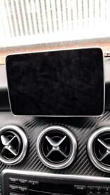 Mercedes A Class Display Screen