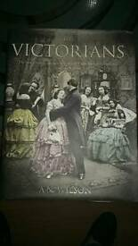 THE VICTORIANS BY A.N.WILSON
