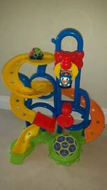 O ball Go grippers bounce and zoom speedway