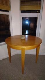 4 Seater Fold Away Table