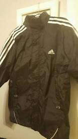 Mens Adidas waterproof coat
