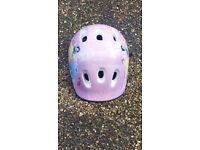 Disney princess cycle helmet