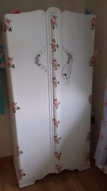 Wardrobe (decoupage )