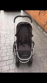 Icandy Peach 3 double with isofix