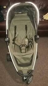Quinny top quality pushchair