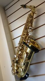 J Michael Alto Sax outfit in good condition