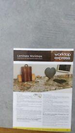 Concrete Laminate Worktops - Grey