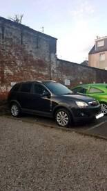 Low mileage 2013 Vauxhall antara exclusive 2.2cdti 4x4