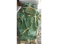 2 Regatta 40l back pack