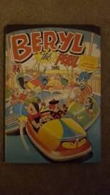 Beryl the peril 1981 hardback comic