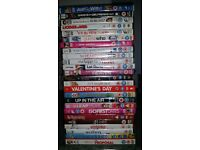 25 DVD's for sale - Romantic Comedy