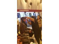 Make Up Sales Staff for Girls Day Out 2 to 4 Dec SECC