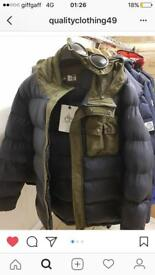 Cp puffer Coat