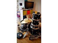 8 Piece CB Drum Kit For Sale