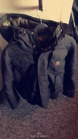 G star black jacket