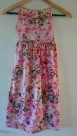 Age 6 maxi dress from TU