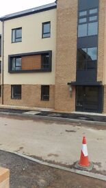 2Bed New Build BCC Apartment for 3Bed