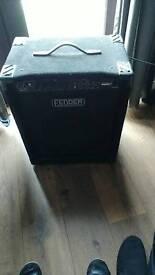 Fender rumble 60 bass amplifier