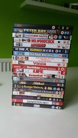 dvds for sale.