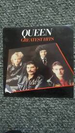 Used queen greatest hits lp