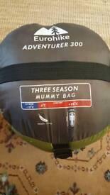 Eurohike - sleeping bag