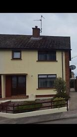 House to let Milltown, Aghory, Near Richhill. Co. Armagh.