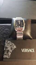 Gents Versace Character Tonneau Watch