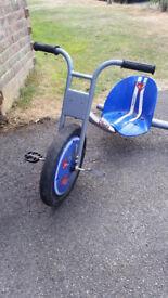 Razor RipRider 360 Caster Trike Blue