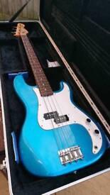 Tokai Hardpuncher MIJ (Fender P-bass copy)