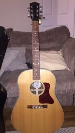 Gibson j-29 acoustic guitar