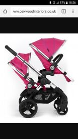 Icandy peach travel system.