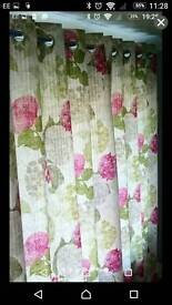 NEXT curtains 66x90