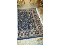 Three rugs/carpets from USA