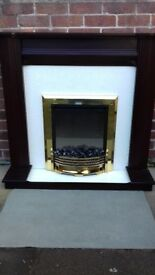 Focal Point Fire and Surround