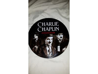Charlie Chaplin dvs Film Reel tin