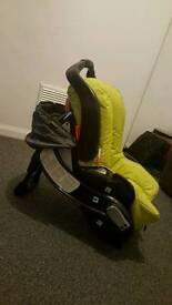 Carrycot Plus Car seat