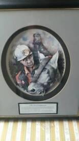 Welsh miner photo