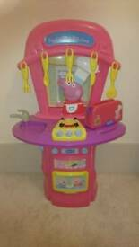 Peppa Pig Kitchen with toaster