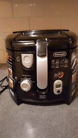 New DeLonghi Roto Deep Fryer
