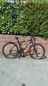 Apollo mentor mens hybrid bike