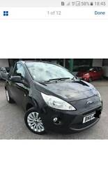Ford ka 2014 breaking complete front end air bags