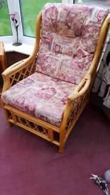 Concervatory cane furniture