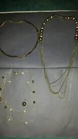 Gold Statement Necklaces