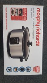 Brand new unopened slow cooker