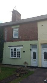 2 Bed (Plus Full Loft Conversion) Mid-Terraced House to Rent in Quiet Rural Area